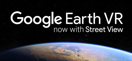 Google Earth VR - now with Street View. Jordkloden.